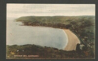 Guernsey Formain Bay Used Postcard 1931 • 1£
