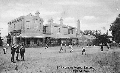 St Andrews Home,reading, Berkshire 1906 Postcard • 1.50£