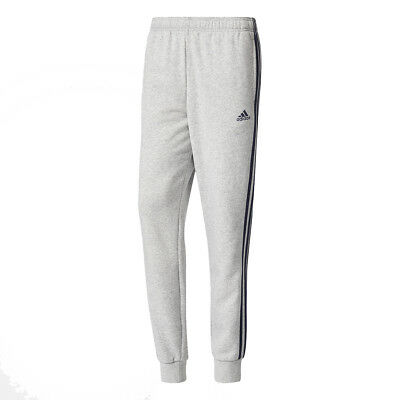 $ CDN99.97 • Buy ADIDAS ESSENTIALS BR3693 3-STRIPES JOGGER PANTS Grey / Navy ( XL )
