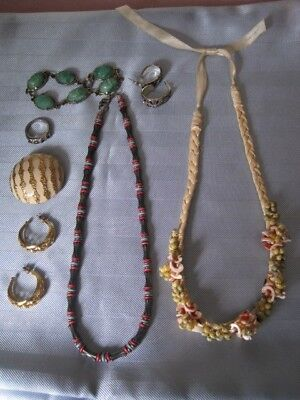 $ CDN42 • Buy JEWELRY LOT Vintage To Modern Variety Of Items & Materials Beautiful Lot #2