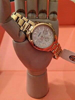 View Details Ladies Fossil Cecile Watch AM4511 • 37.00£
