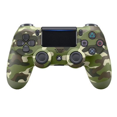 AU92.95 • Buy PlayStation 4 PS4 DualShock 4 Green Camo Wireless Controller NEW