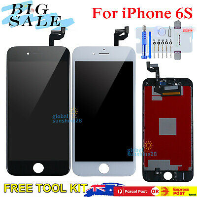 AU25.99 • Buy For IPhone 6S Digitizer Display LCD 3D Touch Screen Replacement Assembly AU