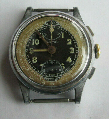 $ CDN282.05 • Buy Vintage Clinton Venus 170 Chronograph Serviced Ready To Wear