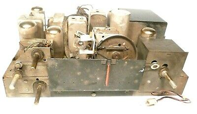 $ CDN81.83 • Buy Vintage SILVERTONE RADIO /RECORD /WIRE  8103:  Untested CHASSIS  110.473-1 (red)