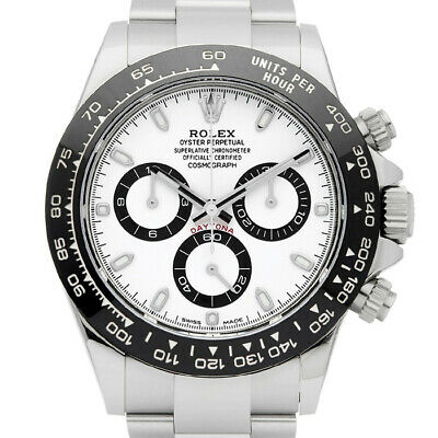 $ CDN62883.90 • Buy Rolex Daytona 116500 Stainless Steel Ceramic 40mm Automatic 1 Year Warranty