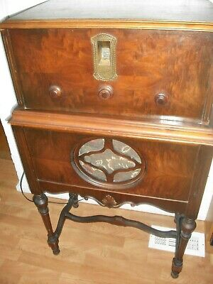 $275 • Buy RARE Majestic Model 71 Tallboy Console Tube Radio Local St.Louis,MO Pickup Only