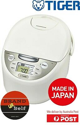 AU419.95 • Buy Tiger 4 In 1 Rice Cooker 10 Cup JAX-R18A Made In Japan AU Stock AU Seller