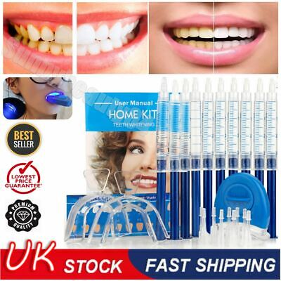 AU17.64 • Buy Teeth Whitening Kit LED Laser Light Mouth Tray Smile Dental Gel Hi Tooth White