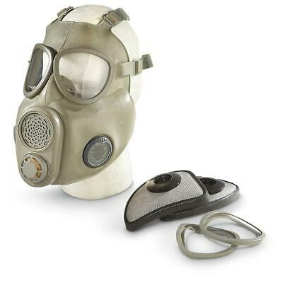 $26.98 • Buy Military Gas Mask Full Face Czech M10 NBC Filter Emergency Survival Respirator
