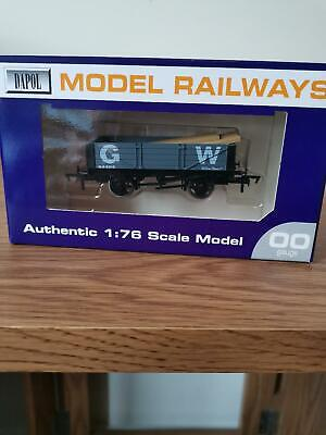 *dapol 00 Gauge B761a Gwr 4 Plank Wagon With Timber Load* • 8£