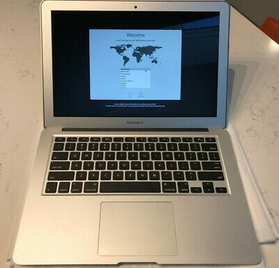 $425 • Buy Apple MacBook Air 2017 13  Laptop - A1466 Core I5 1.8GHz 8GB 128GB SSD