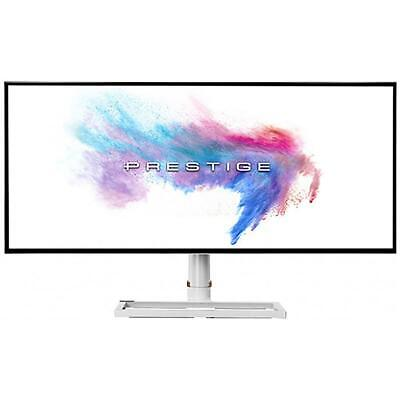 $ CDN1607.39 • Buy MSI Prestige PS341WU 34  21:9 5K2K WUHD Nano IPS Screen Monitor #PRESTIGEPS341WU