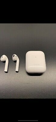 AU170 • Buy Apple AirPods (2nd Gen) With Charging Case