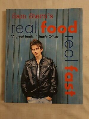 Sam Stern's Real Food Real Fast (paperback)  • 2.99£