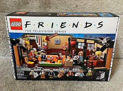 $49 • Buy LEGO Ideas Central Perk 21319 * Friends The Television Series * Brand New