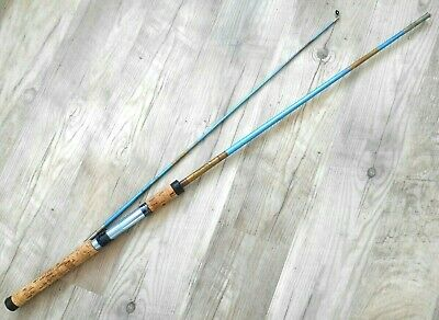 $26.88 • Buy Blue Vintage GARCIA  CONOLON  5 1/2 Ft  LIGHT ACTION SPINNING ROD Needs Guides