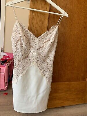 The Dolls House White Dress Size Medium  • 24£