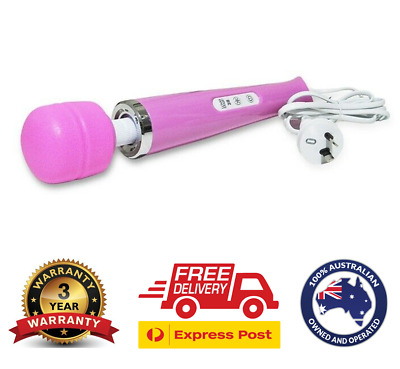 AU65 • Buy The Love Magic Wand™ Personal Vibrator And Body Massager:  CORDED,  HITACHI