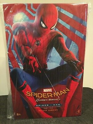 $447.82 • Buy Hot Toys - MMS426 - SPIDER-MAN HOMECOMING - Exclusive MIB