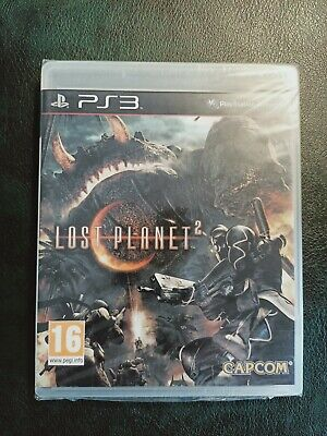 AU49.50 • Buy PS3 Lost Planet 2 (Sony PlayStation 3, 2010) Sealed NEW