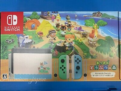 $ CDN872.62 • Buy Nintendo Switch Animal Crossing: New Horizon Special Edition Japan Domestic New