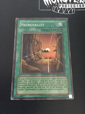 Yugioh Necrovalley Super Rare Mixed Sets Gravekeeper Field Spell • 3.49£