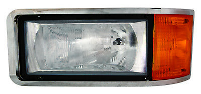 $136.99 • Buy For 1990-2007 Mack Ch600|Cl600|Cl700 Headlight Driver Left Side
