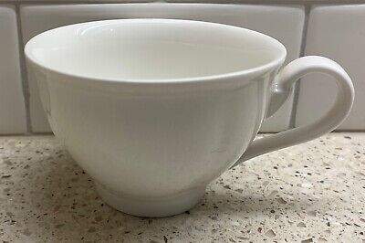 Villeroy And Boch White Arco Weiss Cups Set Of 4 • 3.16£