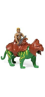 $44.99 • Buy Super7 Masters Of The Universe He-Man And Battle Cat ReAction Figure