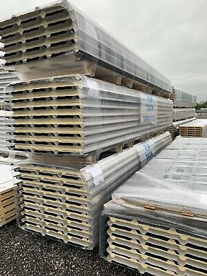 £108 • Buy Insulated Roofing Sheets, Roof Sheets, Insulated Panels, Kingspan, TATA