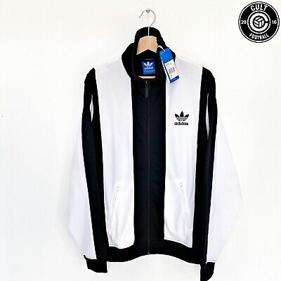 BECKENBAUER Adidas Originals Vintage Retro Football Jacket Track Top (L) BNWT • 62.99£