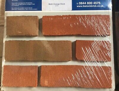 Cheap Bricks!!🧱🏡 Ibstock Multi Orange @£550/1000, Nationwide Delivery • 550£