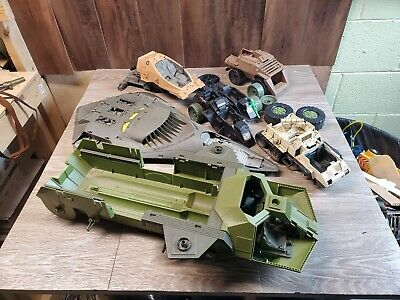 $ CDN252.45 • Buy Vintage GI Joe Lot Of Vehicles For Parts Or Repair 1988 Hasbro