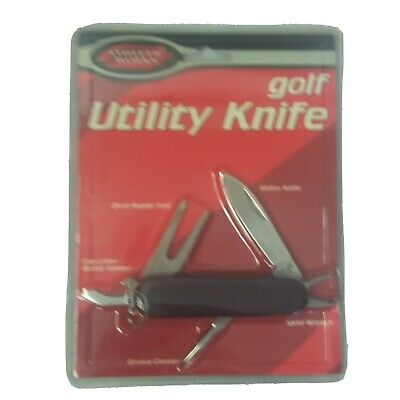 £8.59 • Buy Utility Golf Knife New In Package