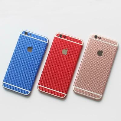 Rear Chassis Replacement Housing Cover Back Case For Iphone 6 6S 6Plus Texture • 12.99£