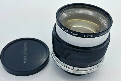 AU219 • Buy MAMIYA SEKOR 55mm F/1.4 M42 Screw Mount Manual LENS  EXCELLENT