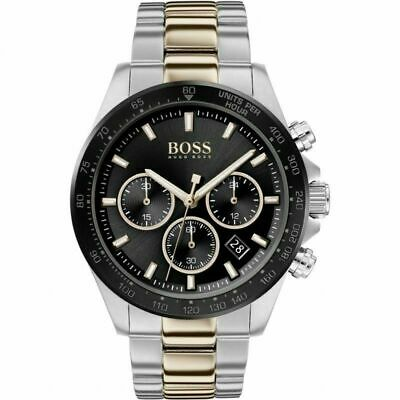 New Hugo Boss HB1513757 Men's Hero Sport Lux Two-Tone Watch  • 110£
