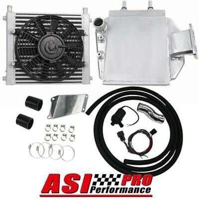 AU749 • Buy Water To Air Intercooler Kits For Land Cruiser 80 100 Series HDJ80 1HZ/1HDT 4.2L