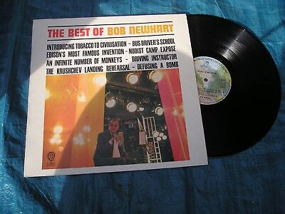 Lp Record Bob Newhart (the Best Of)     • 3.50£