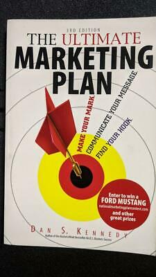 The Ultimate Marketing Plan: Target Your Audience! Get Out Your Message! • 12.20£