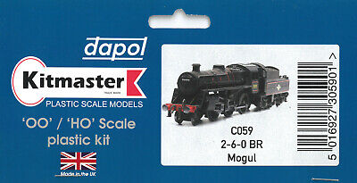 4mm Scale 00 Gauge DAPOL KITMASTER Kit C059 For B.R.76xxx Class Tender Engine • 12.95£