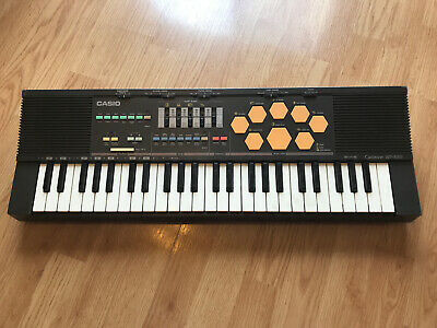 $145.99 • Buy Vintage  Casio Casiotone MT-520 Synthesizer Electronic Keyboard W/Drums