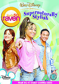That's So Raven Supernaturally Stylish (Disney) - DVD UK Release Sealed! • 6.99£