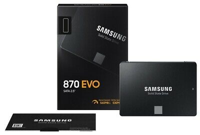 $ CDN174.04 • Buy Samsung SSD 860 QVO 1TB 2TB 4TB  SATA III 2.5  Internal Solid State Drive Lot