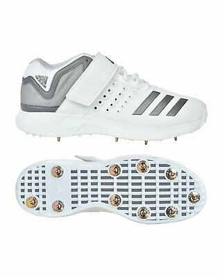 Adidas Adipower Vector Mid Cricket Shoes - Steel Spikes (18/19) • 126.97£