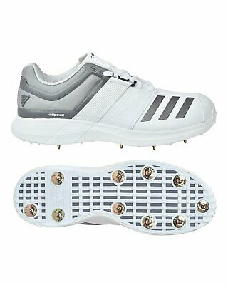 Adidas Adipower Vector Cricket Shoes - Steel Spikes (18/19) • 114.58£
