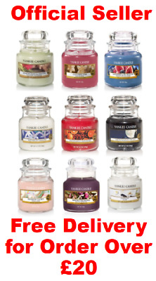 Yankee Candle Small Jars • 7.99£