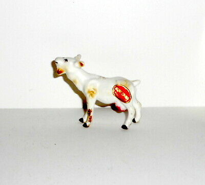 $14.99 • Buy Vintage Bone China GOAT MAMA Miniature Figurine With Made In Japan Label