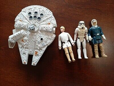 $ CDN85 • Buy Vintage Star Wars Action Figures And Diecast Falcon